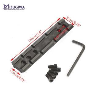 MIZUGIWA Scope Mount Tactical 3.9