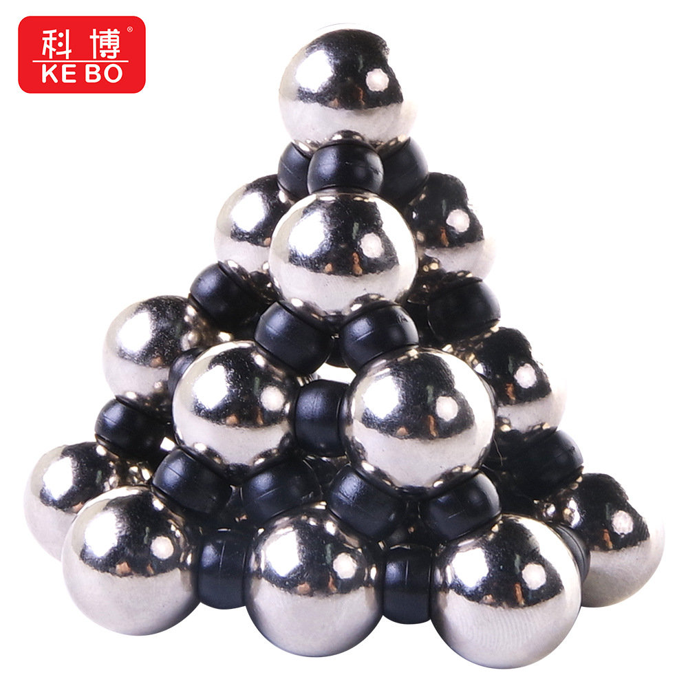 Kebo Magnetic Balls Rubik's Cube Creative Pressure Reduction Toy Buck Magnet Magnetic Beads