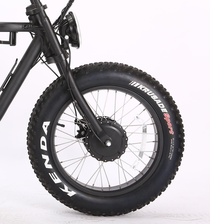 /500w/750w/1000w 250w V-b08m26*4.0 Big Power Fat Tire Electric Bike/cruiser Electric Bike/electric Bicycle 7