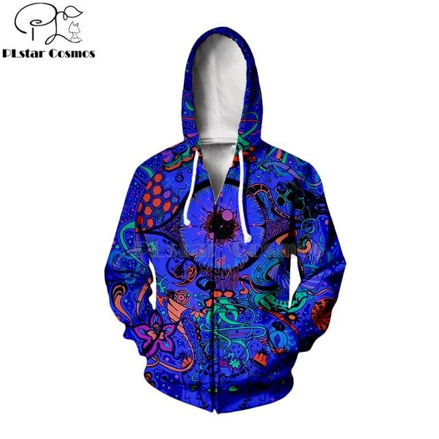 PLstar Cosmos Hippie Mandala Trippy Abstract Psychedelic eye 3d hoodies Sweatshirt Winter autumn Long sleeve streetwear-31