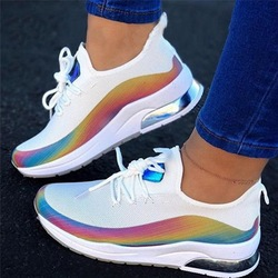 Women Sneakers Fashion Women Casual Shoes Comfortable Breathable Women's Running Sneakers Trainer Female Zapatos De Mujer Shoes