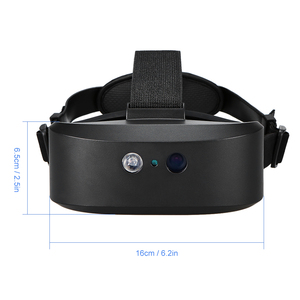 Image 3 - new outdoor Digital Night Vision Goggles Eye Mask Device of Observed In Darkness HD Imaging for Hunting Scope Head Mounted 60M
