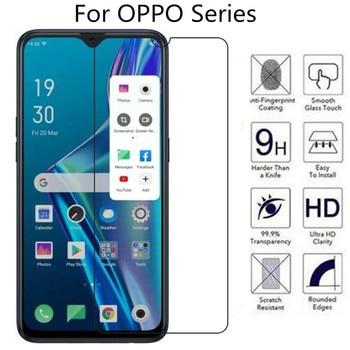 Перейти на Алиэкспресс и купить Закаленное защитное стекло для OPPO A31 A8 A91 A52 A9 A5 A72 A92 A92S A11 A11X A12 A12E 2020 Защитная пленка для экрана