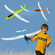 60 X 100 15.5cm Hand Throwing Airplane Diy Epp Foam Flexible Durable Launch Aircraft Plane Model Outdoor Toy