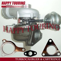 Turbocharger GT1749V Complete turbo for Audi A4 / A6 1.9 / 2.0 TDI 130 / 140 Hp AFV AWX BPW 717858 716215 712077 038145702G