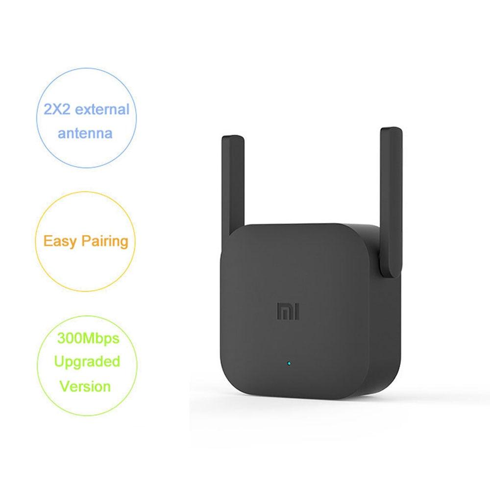 Original Xiaomi WiFi Amplifier Pro 300Mbps Amplificador Wi-Fi Repeater Wifi Signal Cover Extender Repeater 2.4G Mi Wireless 2