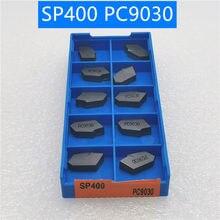 Ferramenta de torneamento, ferramenta de torneamento de liga de tungstênio sp200 sp300 sp400 pc9030 nc3020''
