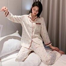 Женская пижама с изображением пчелы лед Шелковая Шелковый костюм