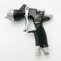 Dewa GTI spray paint gun high quality professional TE20/T110 pro lite airbrush car airless painting