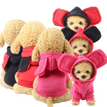 Pet Clothing Pet-Overalls Jackets Pets-Outfits Dog Hoodies Dogs-Costume Puppy Cats