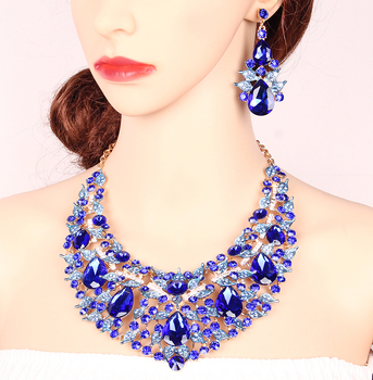 Luxury Leaves Jewelry Set 5