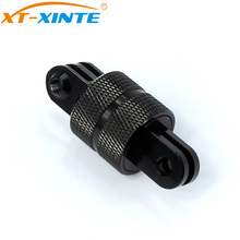XT XINTE 360 Degree Rotating Joint Connector Bracket Tripod Mount Adapter for Gopro All Sjcam yi Action Cameras Sports Camera