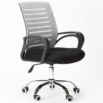 Ergonomic Adjustable Office Staff Chair Student Dormitory Computer Chair Swivel Lift Chair Breathable Mesh Comfortable Chair mesh chair swivel office chair high back gas lift armchair rolling legs office furniture hot sale
