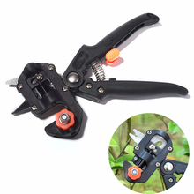Dropship Professional Garden Scissors Grafting Tool Fruit Tree Pruning Shears Bonsai Pruners Secateurs Easy Pruner