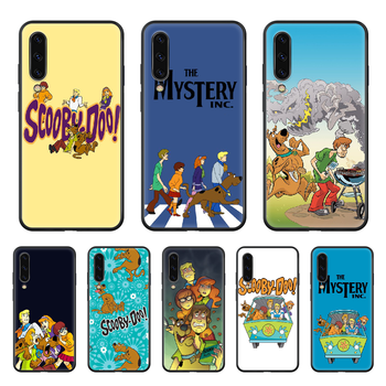 Hottest Anime Scooby Doo Style Phone Case Hull For Samsung Galaxy A 50 51 20 71 70 40 30 10 E 4G S Black Cell Cover Art Funda image