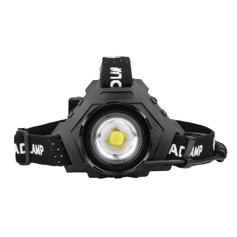XPL-V6/XHP50/XHP70 Led Headlamp Fishing Camping Headlight High Power Lantern Head Lamp Zoomable USB Torches Flashlight 18650 #ND