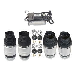 AP01 dla Audi Q7 4 sztuk zawieszenia powietrza i 1 sztuk pompa sprężarki 7L6616403B 4154033050 2007-2016