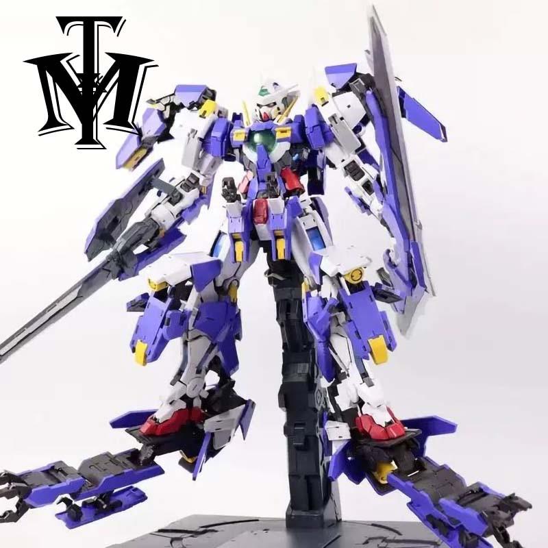 Anime Mobile Suit Daban PG 1/60 Gundam Avalanche Exia GN-001Action Figure hot kids toys 33 cm assembly Robot model juguetes
