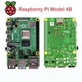 Raspberry Pi 4 Model B with 1/2/4GB RAM BCM2711 Quad core Cortex-A72 ARM v8 1.5GHz Support 2.4/5.0 GHz WIFI Bluetooth 5.0