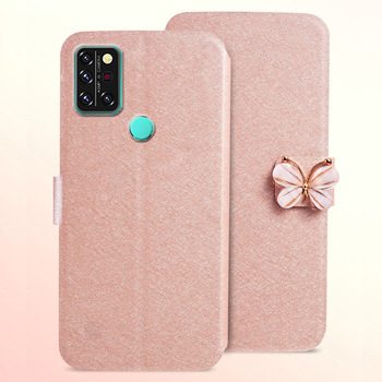 Cover For UMIDIGI A9 Pro Case Luxury PU Leather Back Flip Case Funda For Umidigi UMI A 9 Pro Case Telefon Protective Shell Bag
