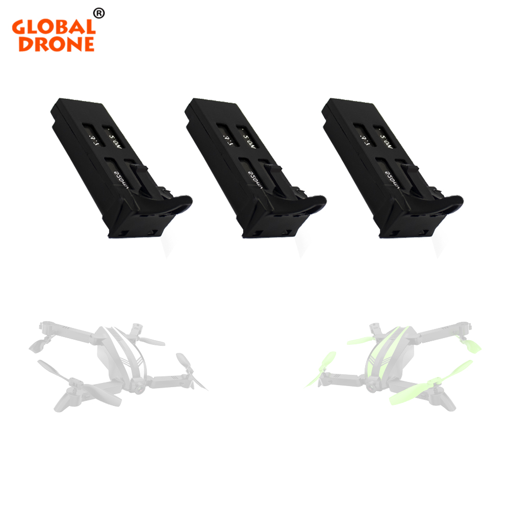 Global Drone Original <font><b>Lipo</b></font> <font><b>Battery</b></font> for SPYDER-X GW68 <font><b>3.7V</b></font> <font><b>520mAh</b></font> <font><b>Battery</b></font> for GW68 <font><b>3.7V</b></font> Spare parts image