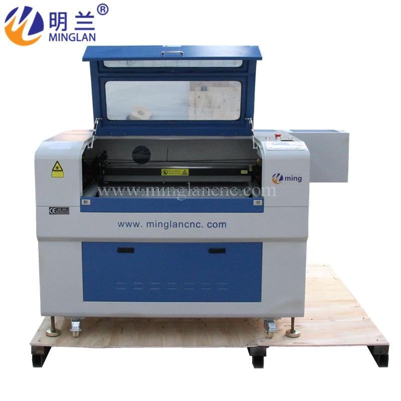 CNC Laser Engraver DIY Marking Machine For Metal Stone Wood Engraving Area 60 X 90cm ML-6090J