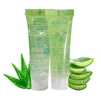Gel de Aloe Vera, Cremas Naturales para la cara, crema hidratante para...