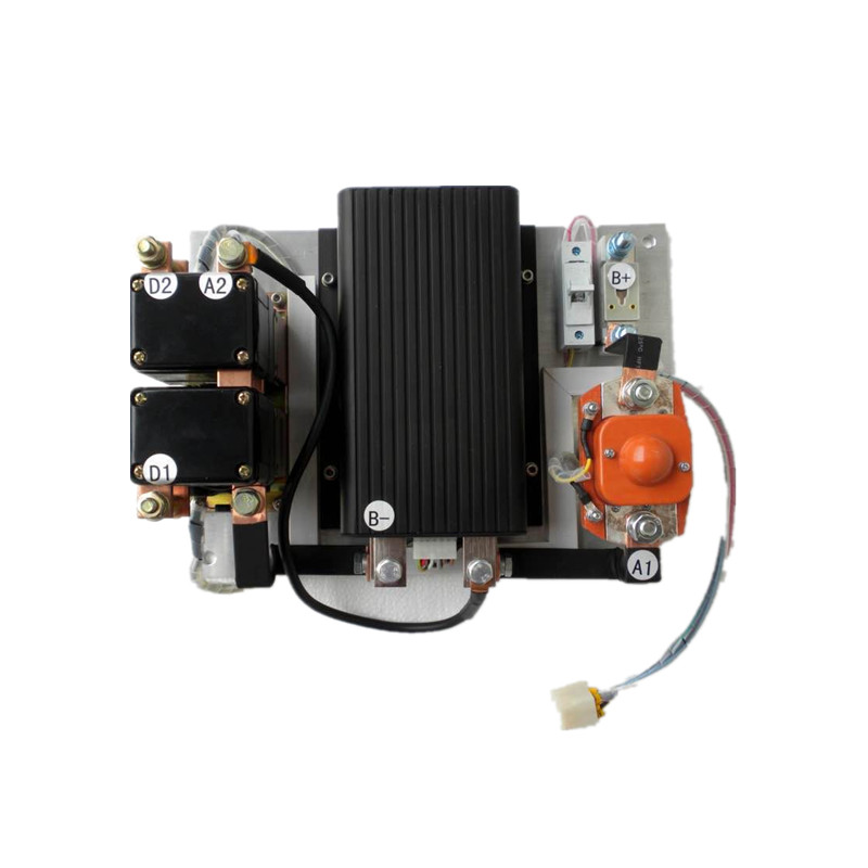 48v 360A <font><b>3kw</b></font> 4kw High current Reverse brush <font><b>dc</b></font> <font><b>motor</b></font> speed controller Control assembly For PM Excited <font><b>dc</b></font> <font><b>motor</b></font> DC48DP360BL-R01ZC image