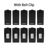 10X 2200mAh Replacement for Motorola A10 A12 CP110 EP150 Two-Way Radio