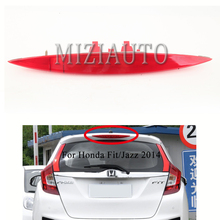 LED High Positioned Mounted Additional Third Brake Light For Honda Fit/Jazz 2014 Car-styling Stop Lamp Warning Light цена
