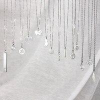 Vnox Unisex Halsketten, Edelstahl Metall Kleine Anhänger für Frauen Männer, Tier Katze Elefant Charm Kette Schmuck