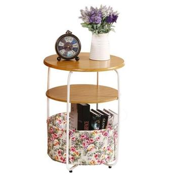 Contracted The Sofa Side Table A Few Angle Muti_function Bedroom Of Small Tea Table Bedside Table Shelf Household Small Round Ta