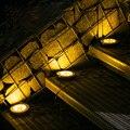 16Leds Solar Garden Light Outdoor LED Lawn Lamp Courtyard Garden Decoration Solar Lamp Sensor Step Street Light For Porch Patio
