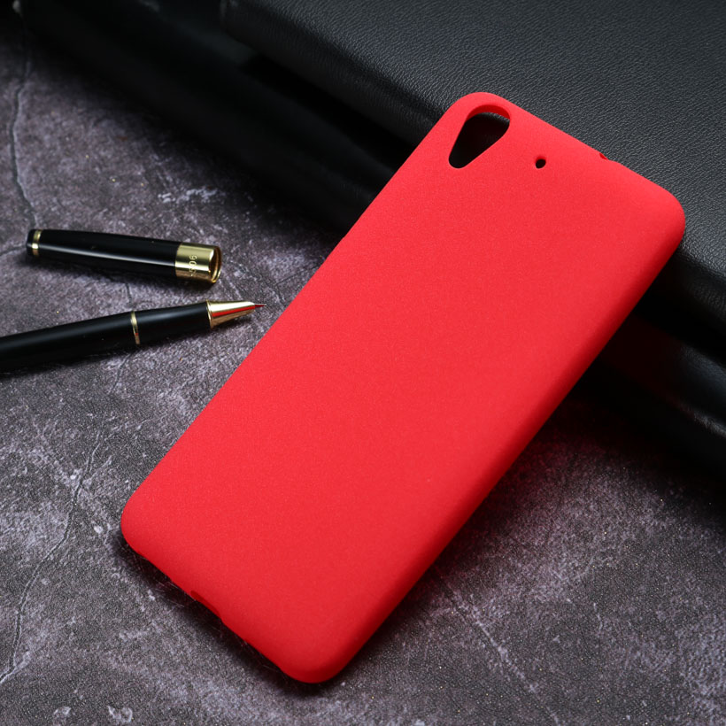 Pour Huawei Y6 II Honor Holly 3 5A Play Malaysia 5.5 pouces Case Soft Scrub Matte Phone Cover For Huawei Honor Play 3 Cases Bag