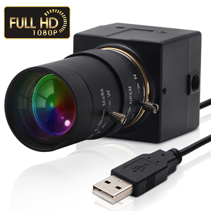Image 1 - מלא hd 1080P USB Webcam 5 50mm Varifocal CMOS OV2710 30fps/60fps/120fps תעשייתי usb מצלמה UVC עבור מחשב מחשב מחשב נייד