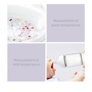 Image 5 - 2020 Forehead Thermometer Gun Electronic Digital Infrared Non Contact Baby Neonatal Adult Fever Thermometer Surface Temperature