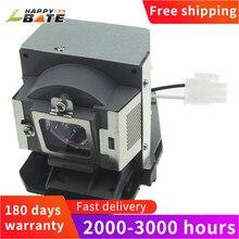 Wysoka jasność projektor kompatybilny lampa 5J. j4V05.001 z obudową dla BENQ MW851 UST, MW851UST, MX850 UST, MX850UST
