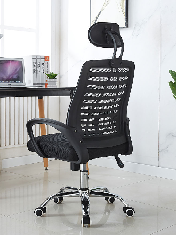 Ergonomics Office Chair Spine Household Computer Chair Simple Modern Office Chair Office Furniture  Fabric