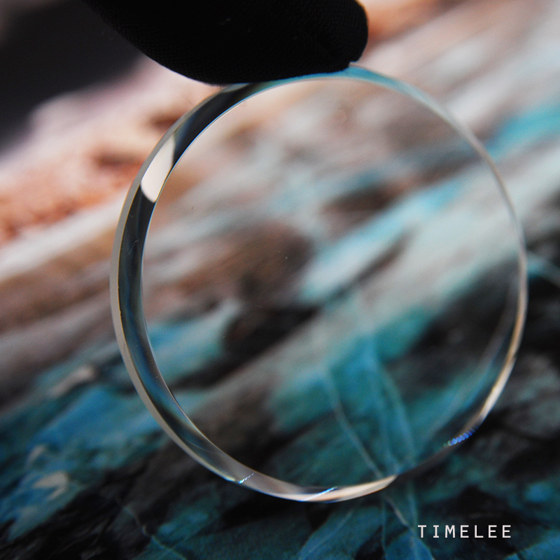 Reemplazo para Seiko SKX007/009/SKX011/SKX171/175 zafiro reloj vidrio azul AR recubrimiento 31,5mm