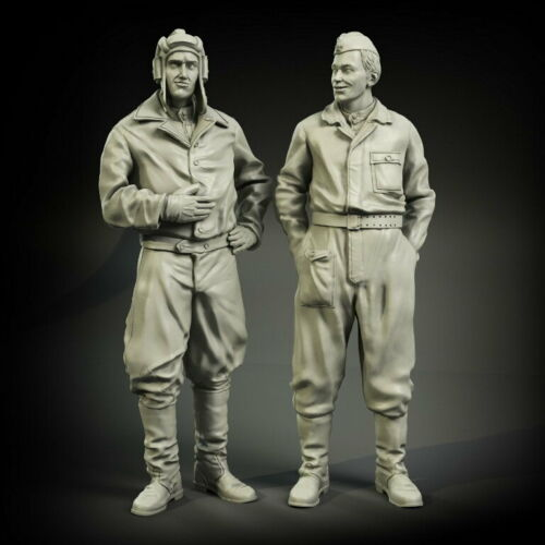 1/35  Ancient  Soviet Man Set  Set Include 2 Resin Figure Model Kits Miniature Gk Unassembly Unpainted