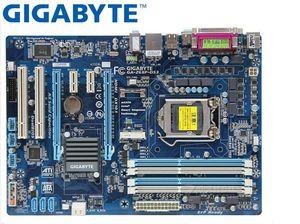 desktop motherboard mainboard PC for Gigabyte GA-Z68P-DS3 USED Z68 Z68P-DS3 DDR3 LGA 1155