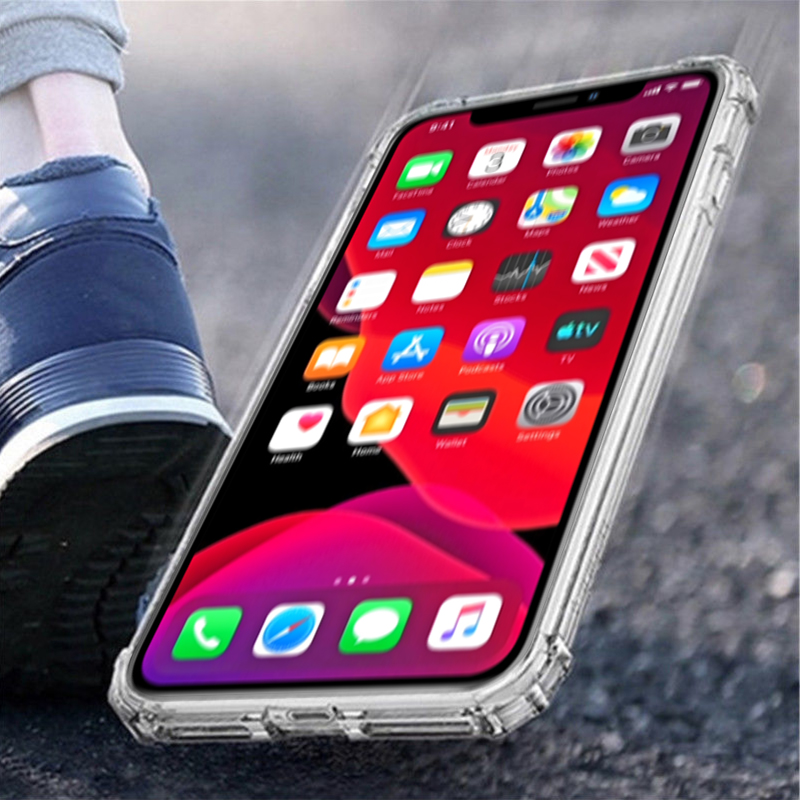 Heavy Duty Clear Case for iPhone 11/11 Pro/11 Pro Max 17