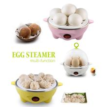 7-hole Steamed Egg Machine Multi-function Cooker Electric Boiler Tool Cooking Utensils EU Plug Kitchen Accessories