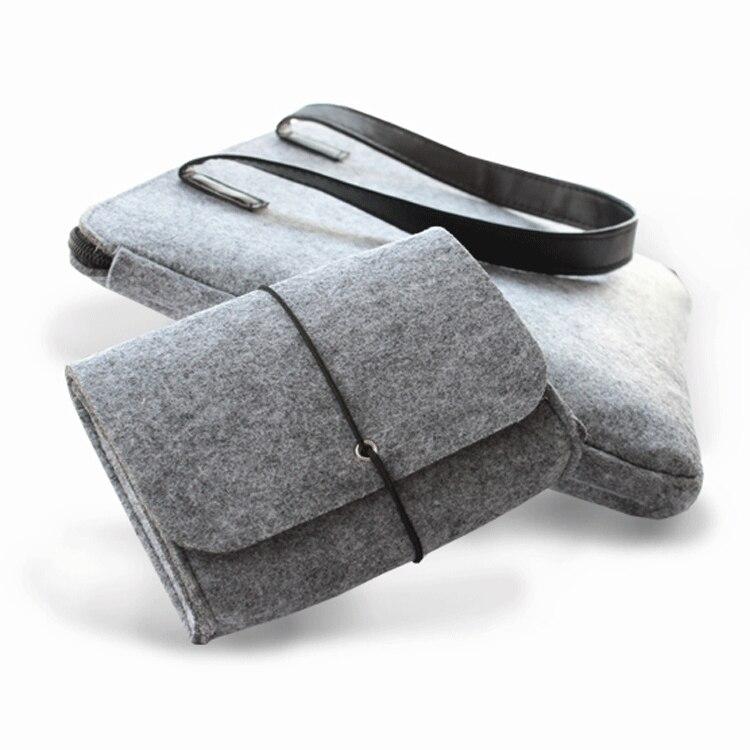 Felt Bag Women's Fashion Felt Handbag Europe And America Style Felt Bag-on-Demand