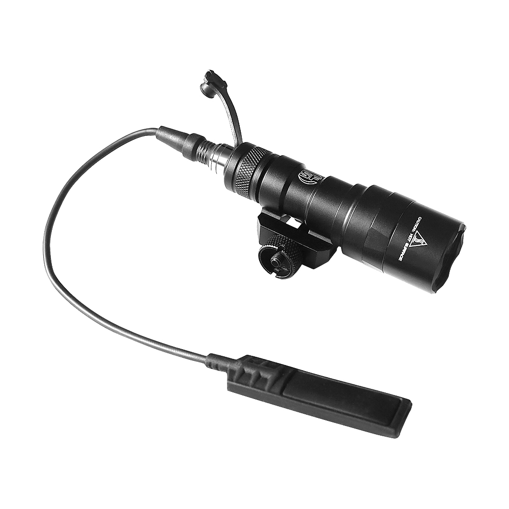 M300 M300B Tactical Mini Scout Light Tactical Rail Light Outdoor Rifle Hunting 400 Lumen Flashlight Constant / Momentary Output