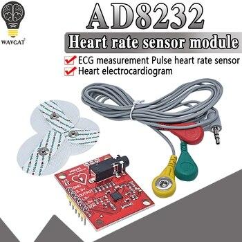 Модуль ЭКГ WAVGAT AD8232, измерительный моду