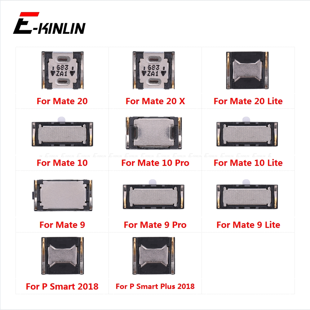 Built-in Earphone Earpiece Top Ear Speaker For HuaWei P Smart Plus Mate 20X 20 X 10 9 Pro Lite