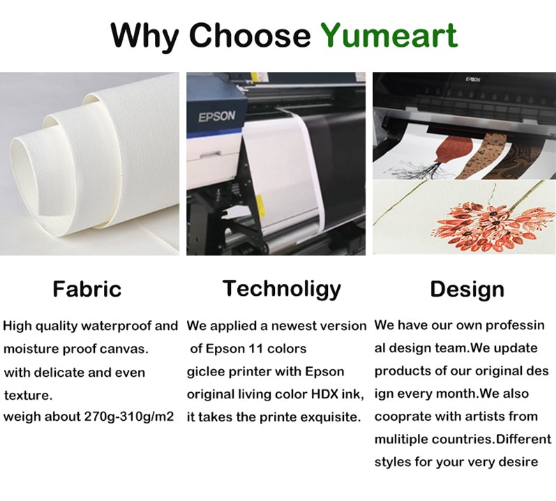 why choose yumeart