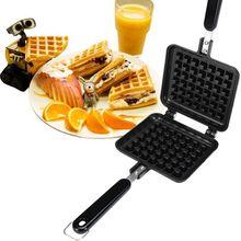 Waffle Mould Household Nonstick Cake Mould Baking Pan DIY Baking Muffin Machine цена 2017
