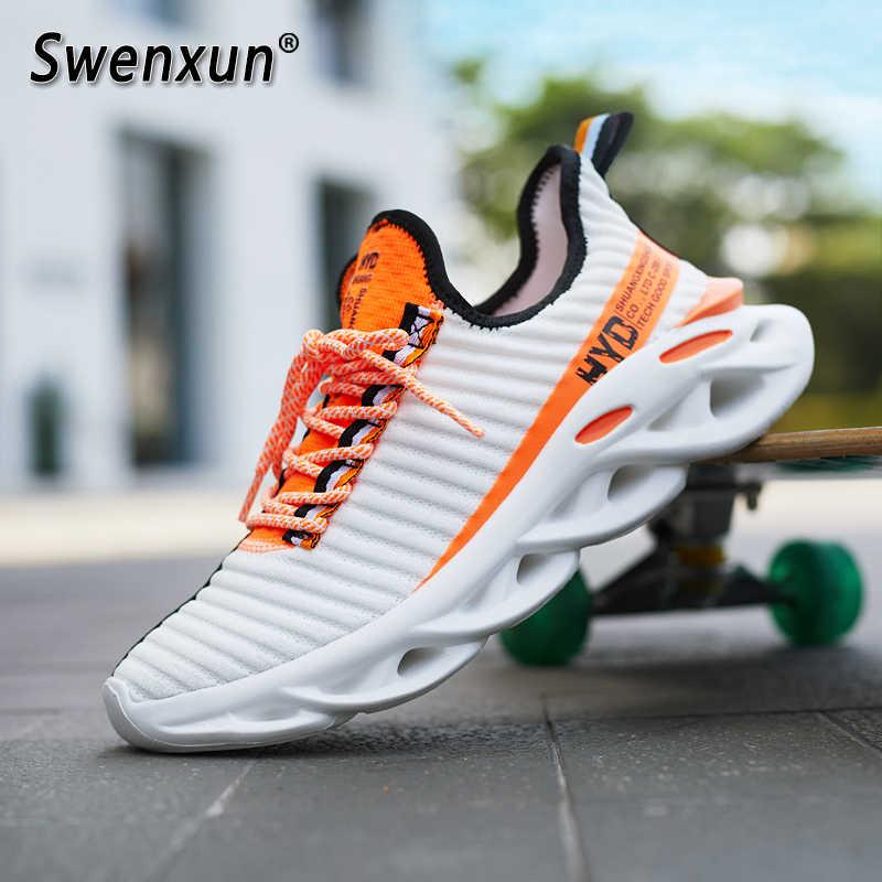 Sneakers erkekler ve kadınlar için klasik gündelik erkek ayakkabısı kaymaz yürüyüş hafif Tenis Masculino moda Zapatos De Hombre